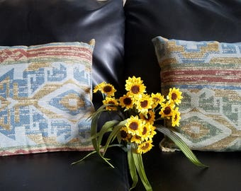 Aztec Throw Pillows (Set of 2)