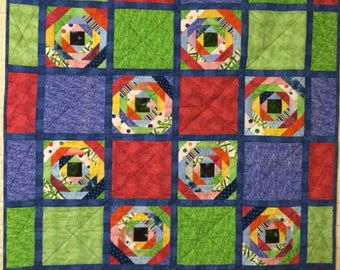 Bright and Bold Quilt
