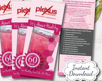 plexus product brochure - digital file