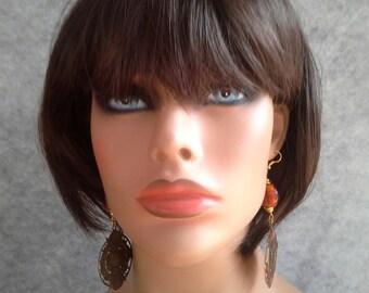 beautiful LES Oriental earrings