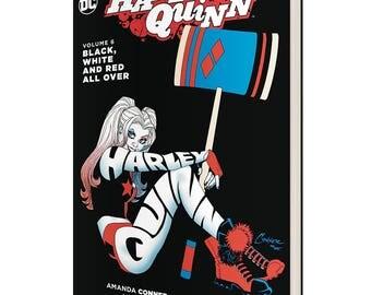HARLEY QUINN vol 6 HARDCOVER