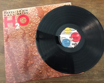 Hall and Oates H2O Vinyl LP