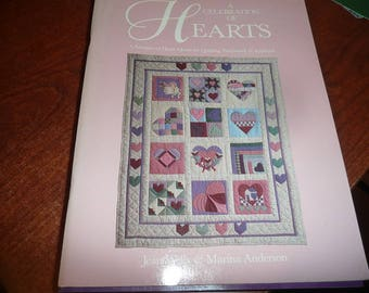 A Celebration Of Hearts Quilt Book