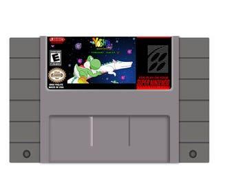 Yoshi's Strange Quest