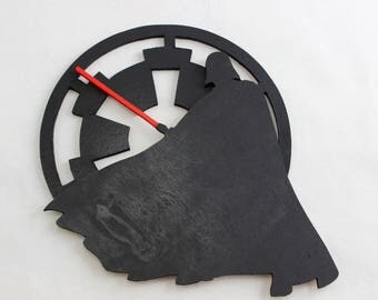 Wooden Darth Vader