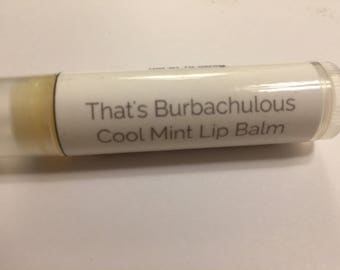 Cool Mint Lip Balm - Natural