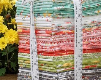 Fat Quarter Bundle Flower Mill by Corey Yoder for Moda- 36 Fabrics