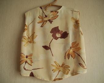 Blouse vintage blouse