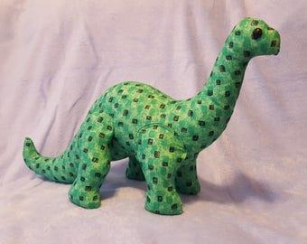 Brontosaurus, dinosaur, stuffed animal