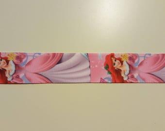 Ribbon Princess ariel 25mm the meter