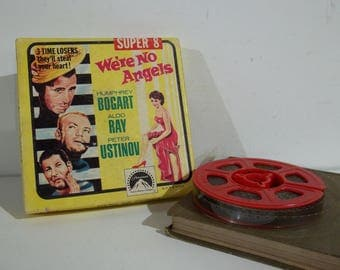 We're No Angels Super 8 Movie - FREE SHIPPING!!!