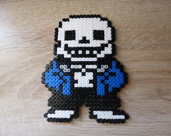 Sprite without Hama Beads • Pixel Art • Undertale