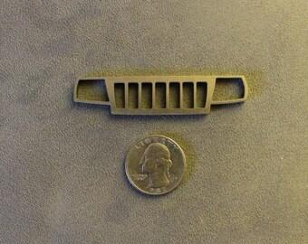 Jeep Grand Cherokee WJ Grille Keychain