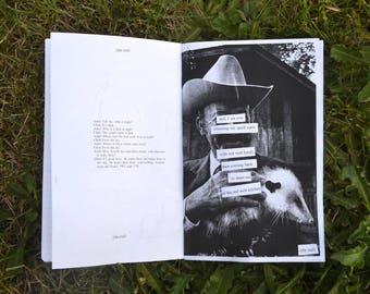 night-hollers - poetry zine