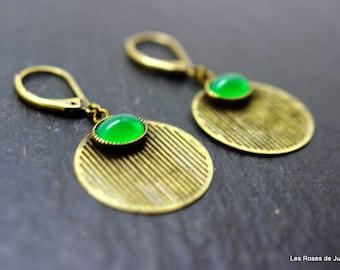 Tracy earrings art deco, art deco earrings