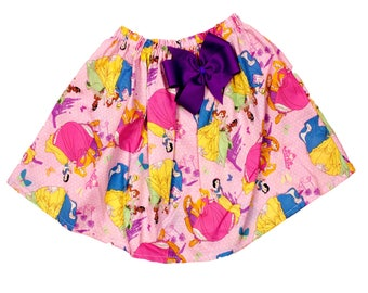 Girl skirt Rapunzel birthday skirt Girl princess skirt Girl skirt Toddler skirt Baby skirt Girl princess skirt