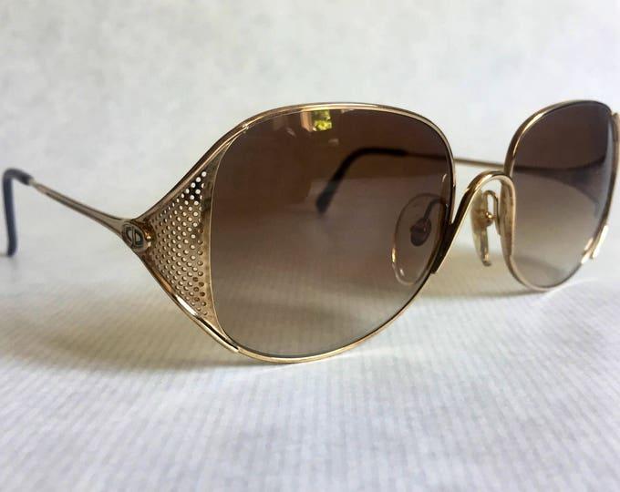 Christian Dior 2362 Vintage Sunglasses New Unworn Deadstock