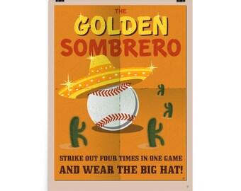 140 The Golden Sombrero
