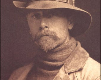 Poster, Many Sizes Available; Edward S. Curtis