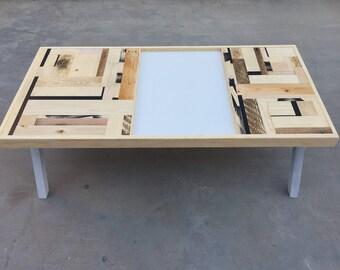 Coffee Table - Custom Reclaimed Rustic Modern