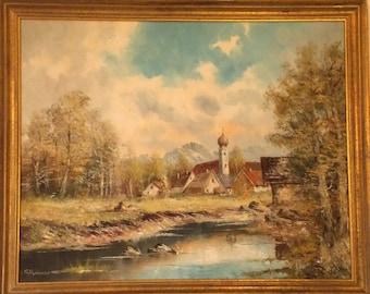 Fruhmesser Painting