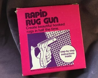 Rapid Rug Gun