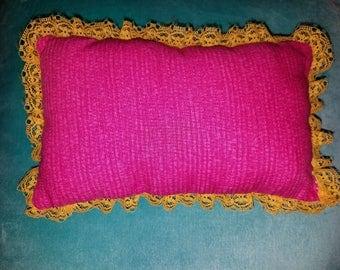 Lovely doll pillow