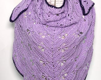 The Butterfly shawl