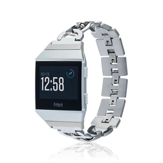 Fitbit Ionic Band -  CHANE - more colors available - stainless steel