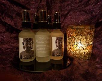 Meditation Spray with Neroli - 2 oz glass bottle