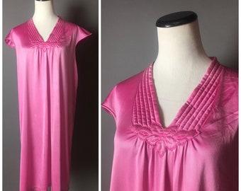 Vintage lingerie / vintage nightie / vintage nightgown / vintage negligee / vintage sleepwear / pajamas / pinup lingerie 8178