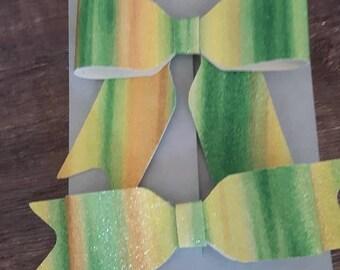 citrus burst set of bows