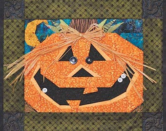 Happy Hollow Designs Autumn Jack Stitch by Number Quilt Wall Hanging - #4118