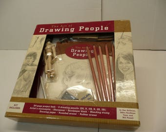 The Art of Drawing People Kit