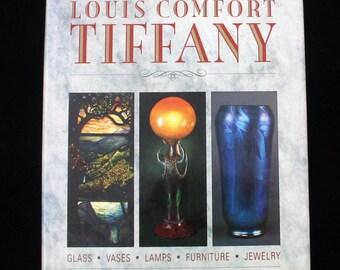 First Edition | The Art of Louis Comfort Tiffany | Tessa Paul | Hardback | Art Nouveau | 1987