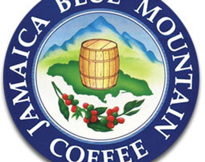 Jamaica Blue Mountain Ground Coffee 8 oz Roasted Ground  World Best 100%  Blue Mountain -(227g)-  finest Coffee