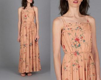70s Wildflower Dress