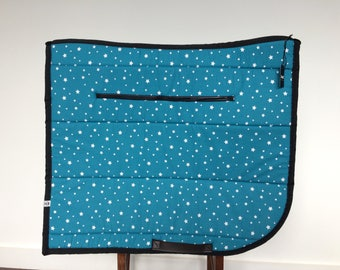 luxury saddle pad