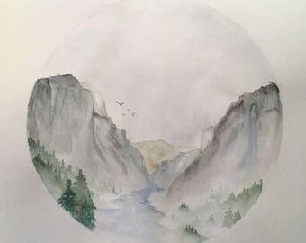 Watercolor Wilderness Part 10 2017