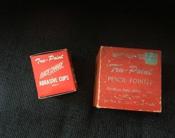 Vintage True Point Pencil Pointer