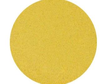 Sunbeam, 26mm Shimmer Eye Shadow, Slight Shimmer Bright Yellow
