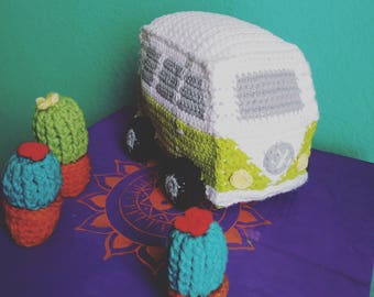 VW Van Desert Dreams