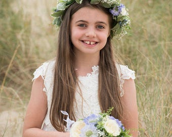 cotton bridesmaid dress