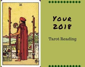 Tarot Reading: Your 2018
