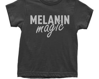 Melanin Magic Youth T-shirt