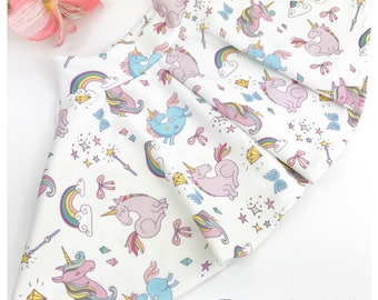 Unicorn swing skirt
