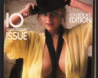 Mature Vintage Penthouse Magazine Mens Girlie Pinup : September 1979 VG+ White Pages Intact Centerfold