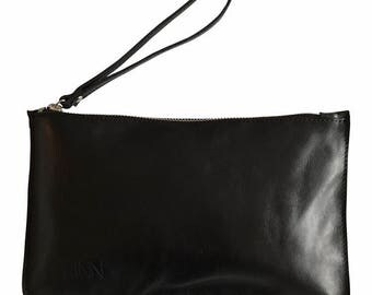 Kiki make up bag black