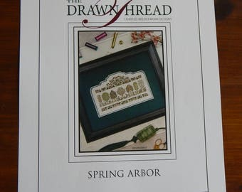 Spring Arbor by The Drawn Thread