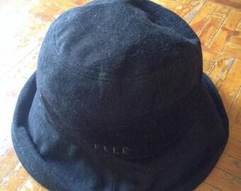 SALE 30% Women's ELLE Paris Winter Style Bucket Hat Size M 57.5cm